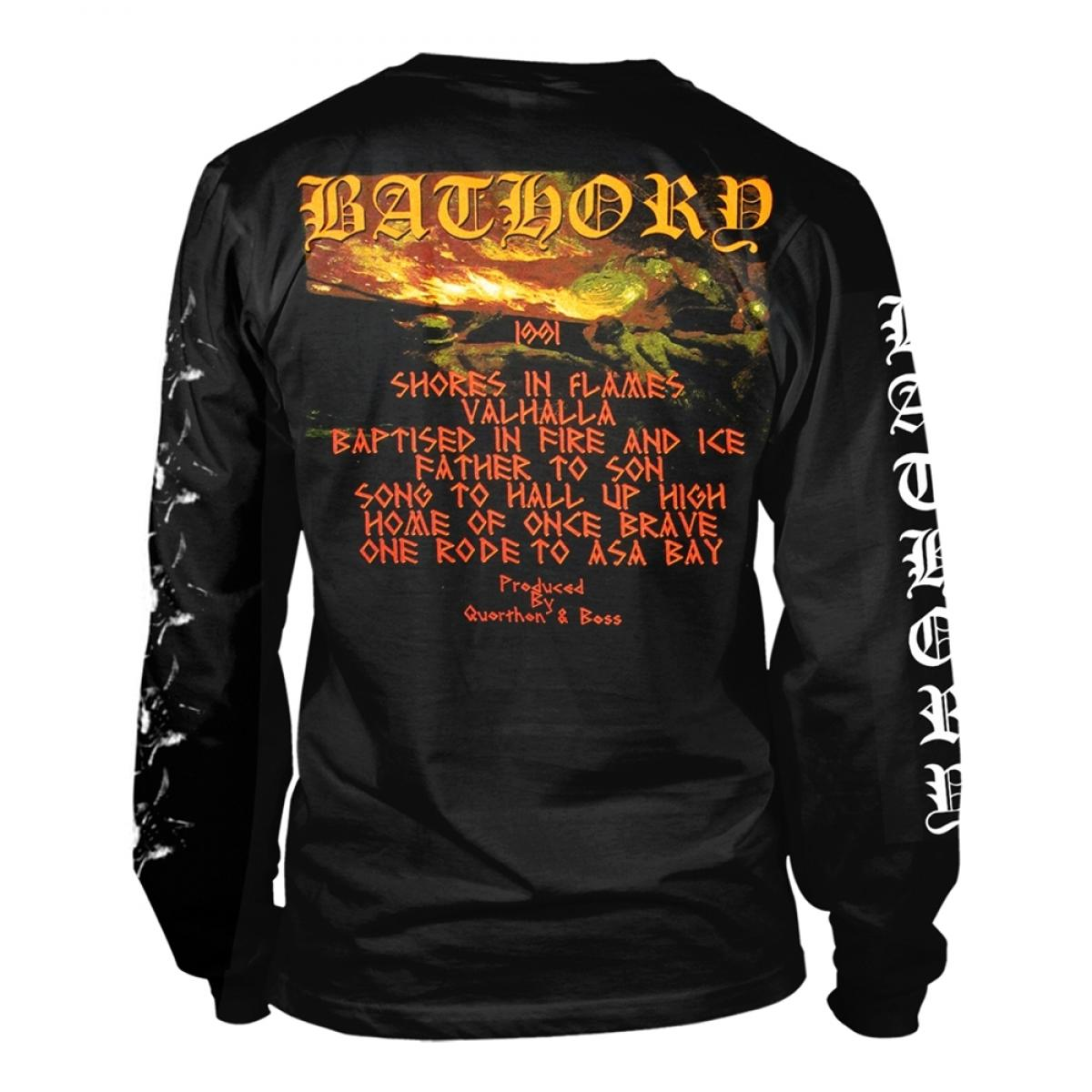 Bathory /'Hammerheart/' T-Shirt NEW /& OFFICIAL